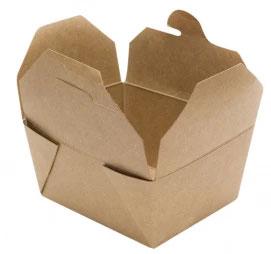 Бумажные контейнеры