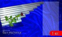 Пленка в рулоне 100см прозрачная 0,4кг
