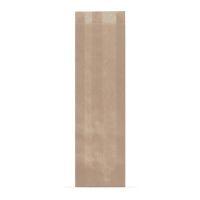 Пакет бумажный 300*100*50 мм КРАФТ коричневый /100/1000 AVIORA