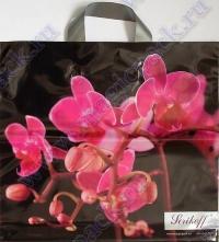 """Пакет с пет.руч. 34х37 (95мк) в/д """"Орхидея премиум"""" (25/400)"""