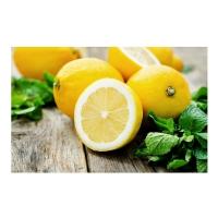 "Доска разделочная стекло 18*28см ""Лимон"" арт.48-68 ""МТ"""