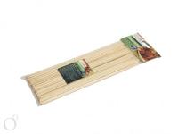 Шампуры д/шашлыка бамбук 25см 100/уп. /100 (10-3027) Опт