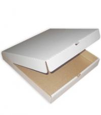 Коробка под пиццу 400*400*40 без печати  /50уп.