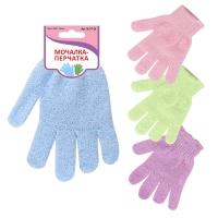 Мочалка-перчатка MJ17-36 /МТ