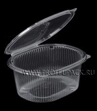 "Ёмкость ""Комус"" РКС-1000 (1,0л)овал 30уп. 210/кор."