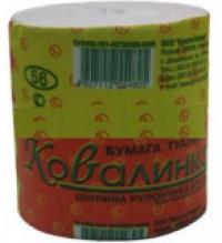 "Бумага туал.  ""Ковалинка-115"" 50шт/уп"