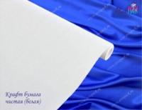 """Бумага КРАФТ БВК Чистая в рулоне 0,420кг /10 """"Вин"""""""
