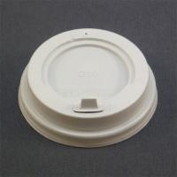 Крышка для стакана с закр.питейником D80мм белый 100/1000